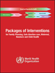 Packages of interventions