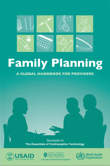 Family Planning (A Global Handbook for Doctors)